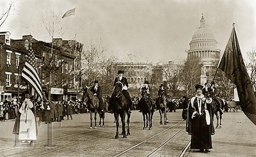 HCC Suffrage
