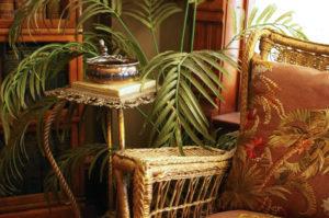 Museum Interior Chair