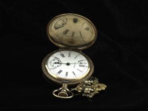 Margaret Brown's Gold Watch