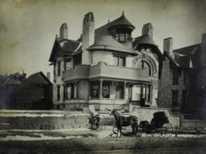 The Everett/Monti House Next Door, Denver Public Library WHJ-10352