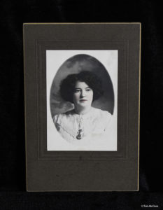 Photograph of Minnie Brown