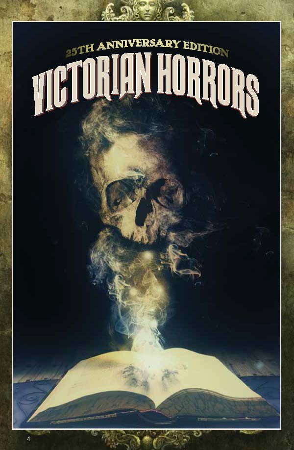 Victorian Horrors 2018