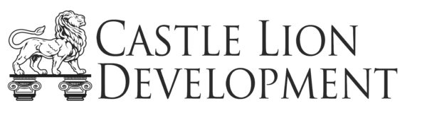 Castle Lion Development Logo