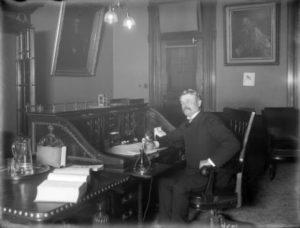 Governor James B. Orman