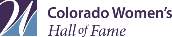 Colorado Women's Hall of Fame Logo