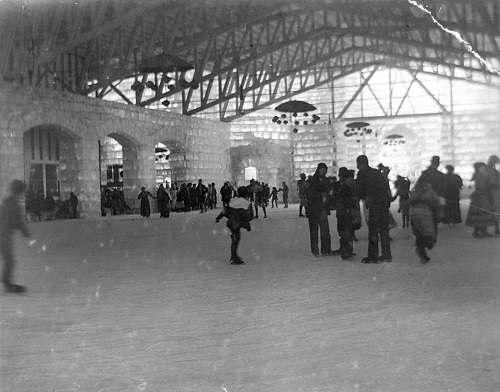 Leadville Ice Palace Skating Rink