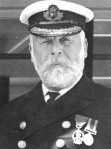 Portait of Captain Edward Smith